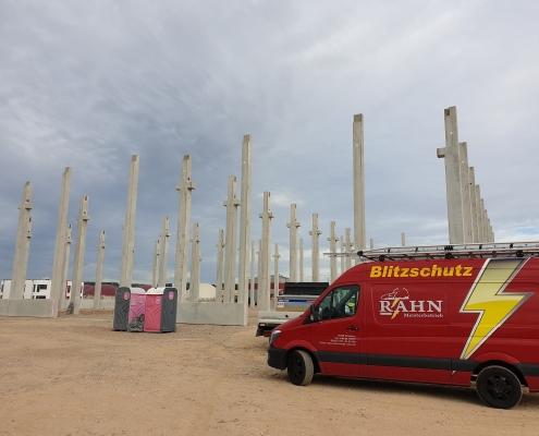 Blitzschutz Neubau Hessen
